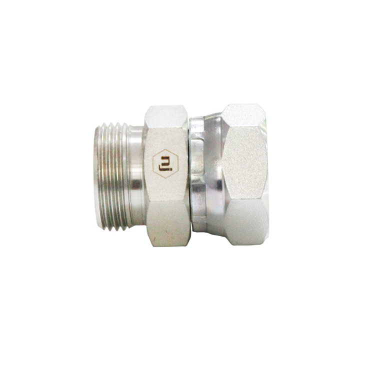 6900 - O-Ring Boss Male to Pipe Swivel Female Straight
