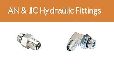 AN & JIC Hydraulics Fitting