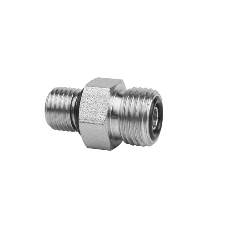 FS6400/FF6400 - ORFS to O-Ring Boss Male Straight