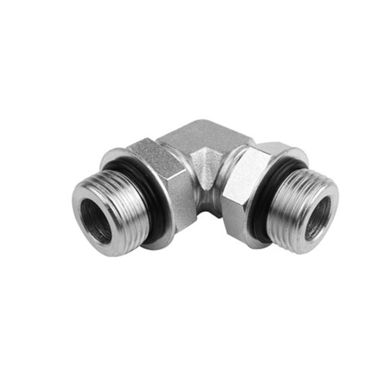 6807 - O-Ring Boss Male Adjustable Union Elbow 90°