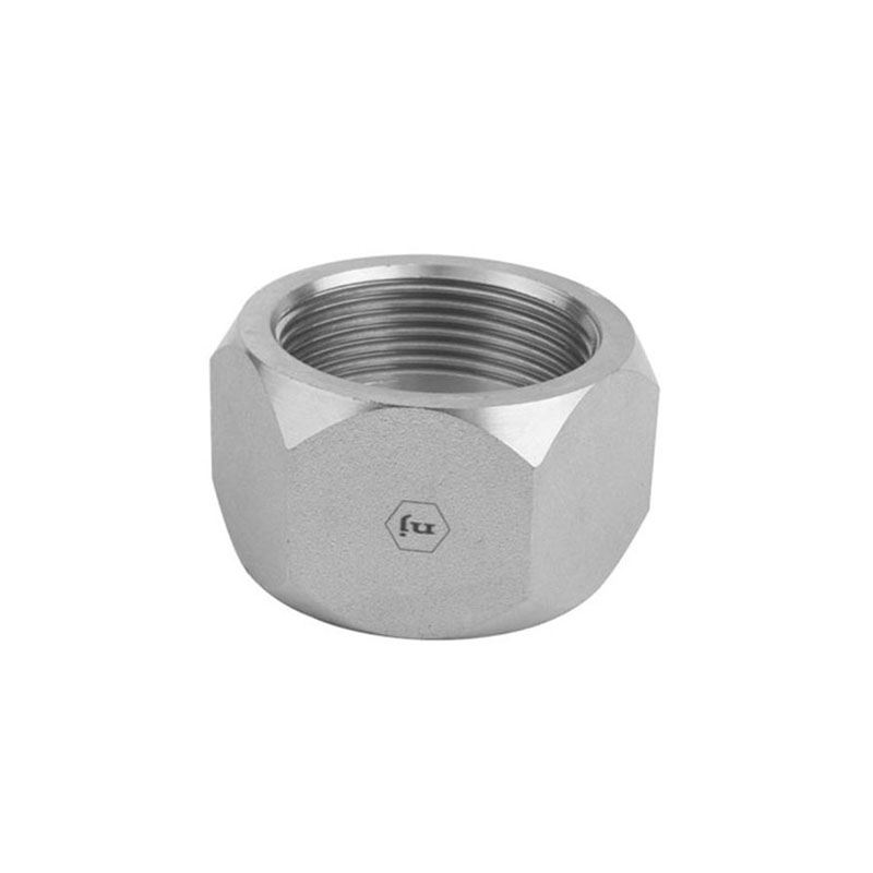0318 - JIC Tube Nut