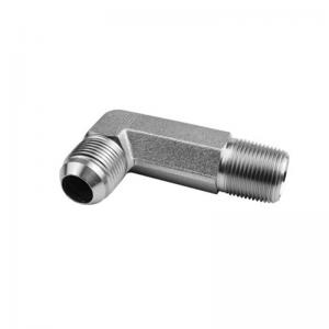2501-LL - JIC to Pipe Male Extra Long Elbow 90°