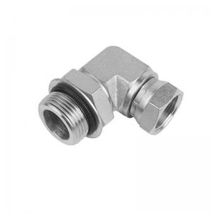 6901 - O-Ring Boss Male to Pipe Swivel Female Elbow 90°